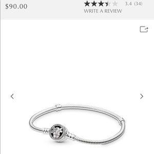 Pandora Poetic Blooms Bracelet